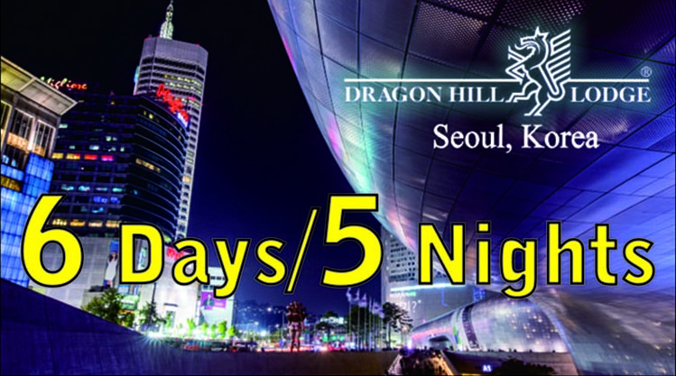 6 Days / 5 Night Package